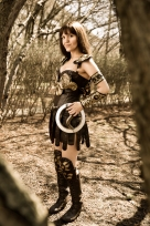 04 Barbie Wi - Xena cosplay FB-IG