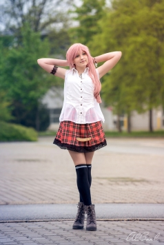 Serah Farron by AlBaal photography